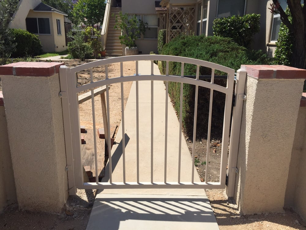 Photos For Straight Gate Fence Yelp
