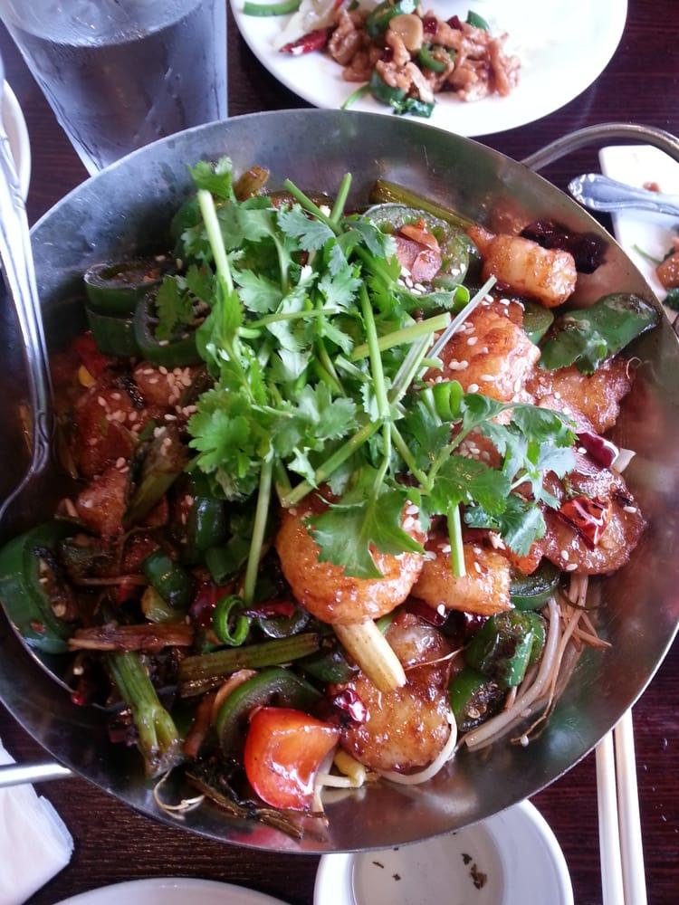 Spicy beef, spicy pig ear, seaweed - Yelp