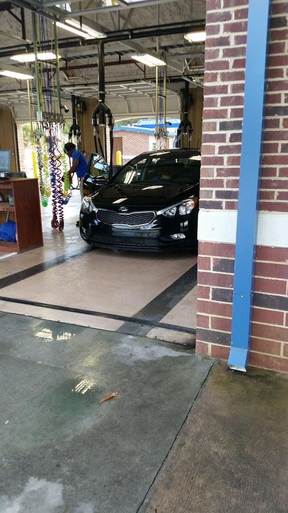 Car Wash Near Summerville Sc