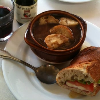 La Bonne Soupe Cafe Sacramento Ca