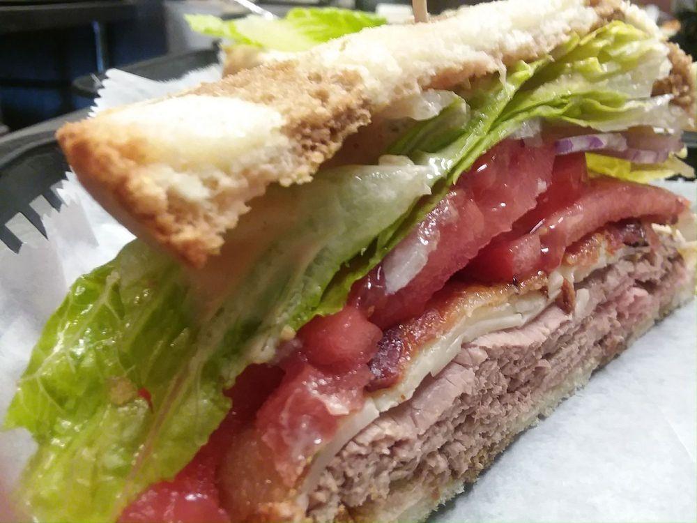 Trojan House Deli & Catering: 82 Genesee St, Greene, NY
