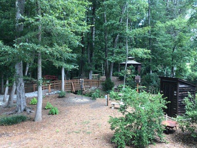 The Hart County Botanical Garden: 1277 Elberton Hwy, Hartwell, GA