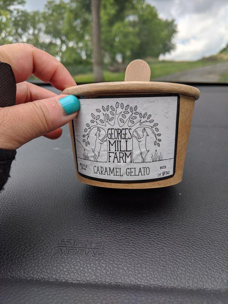 George's Mill Farm Artisan Cheese: 11873 George's Mill Rd, Lovettsville, VA