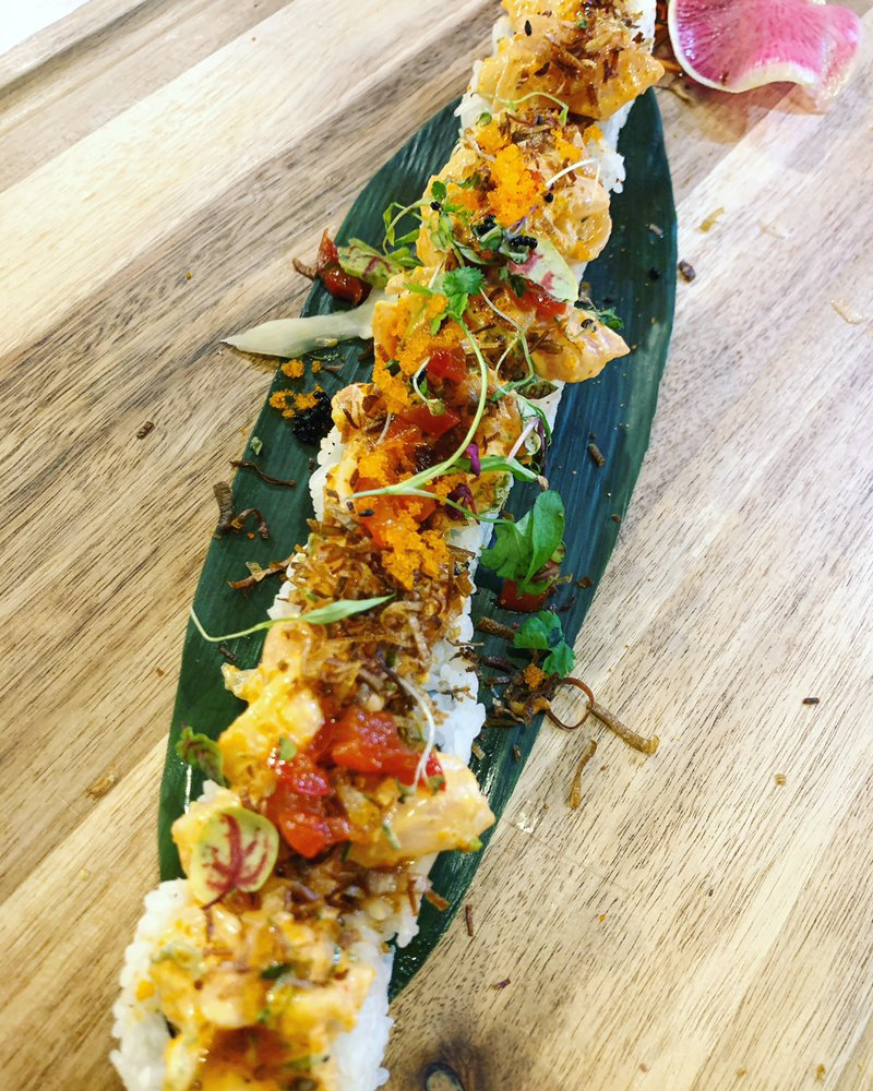Chopfuku Sushi Bar and Asian Cuisine