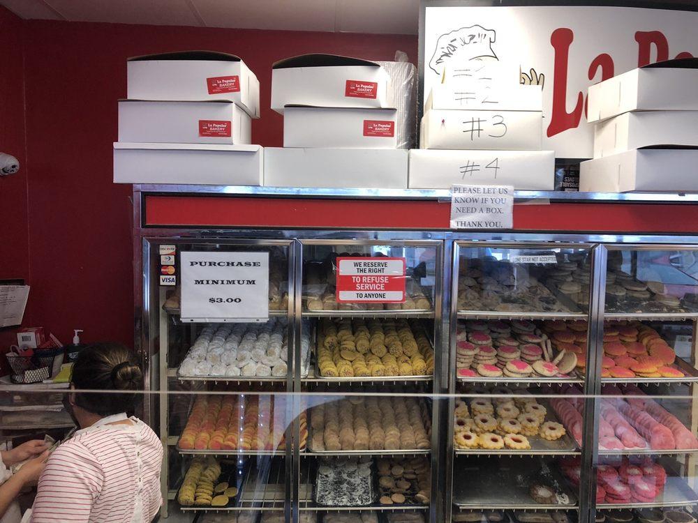 La Popular Bakery: 10151 Culebra Rd, San Antonio, TX