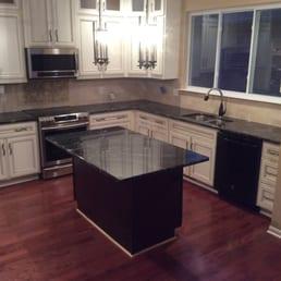 Etonnant Titanium Black Exotic Granite Countertops