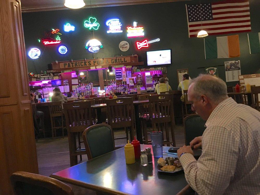 Patrick's Pub & Grill: 1301 Pacific Ave, Benson, MN