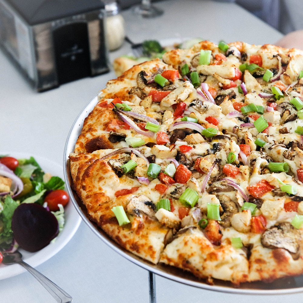 Round Table Pizza   Order Food Online   35 Photos U0026 61 ...