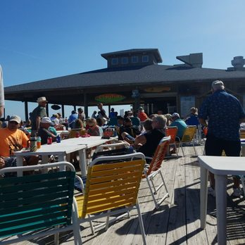 Photo Of Clayton S Beach Bar Grill South Padre Island Tx United States