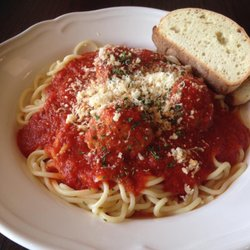 Photo Of Palermo Pasta House   Round Rock, TX, United States. Spaghetti And