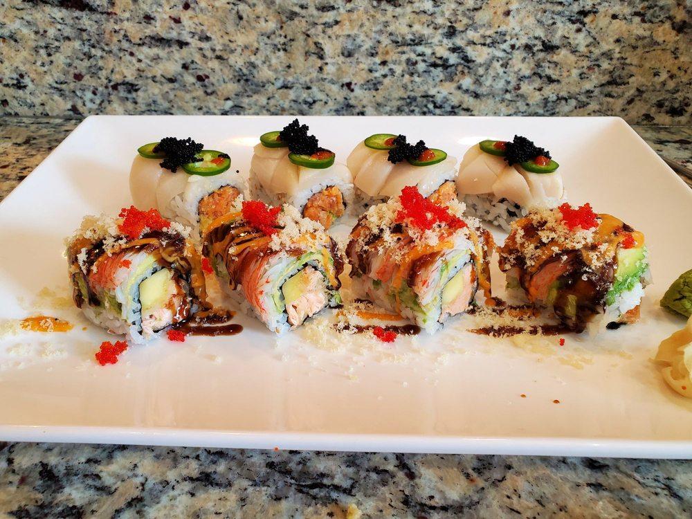 Watami Sushi And Noodles: 33 S Main St, Waynesville, NC
