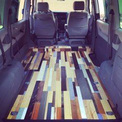 Photo Of Left Angle   Montclair, CA, United States. Custom Reclaimed Wood  Flooring ...