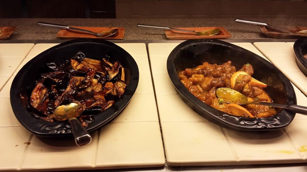 Spicy eggplants and orange chicken yelp for Kuhio motors service department