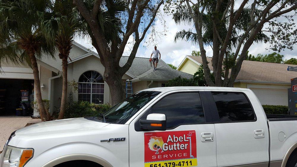 abel gutter service - gutter services