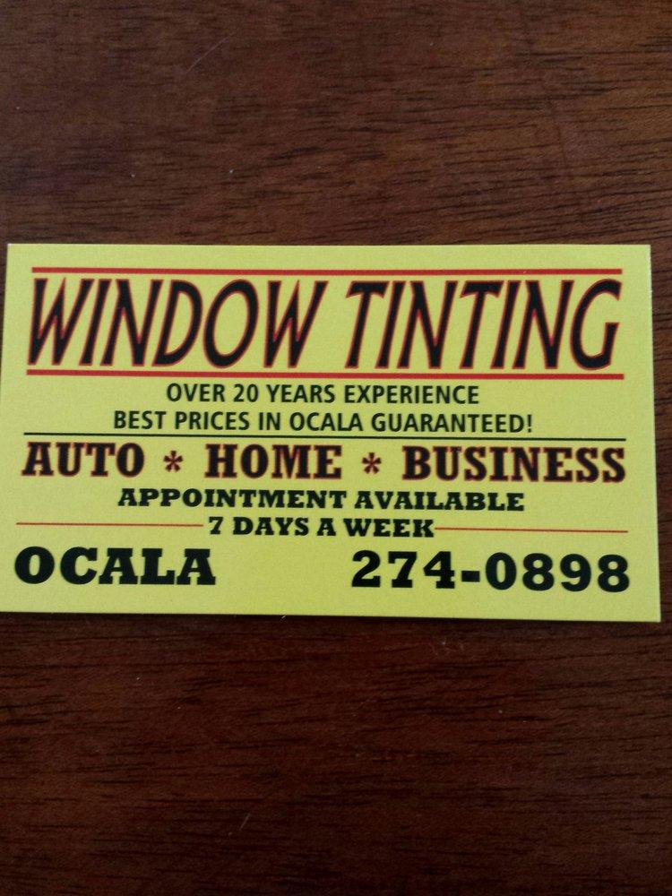 Greggs Window Tinting Home Window Tinting 3680 E Silver Springs
