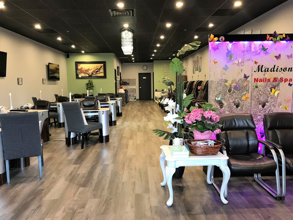 Madison Nails & Spa: 12181 Country Line Rd, Madison, AL