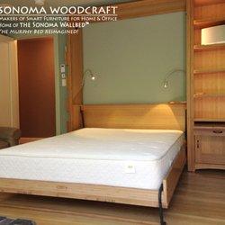 Photo Of Sonoma Woodcraft   Sebastopol, CA, United States. Craftsman Style  Sonoma Wallbed