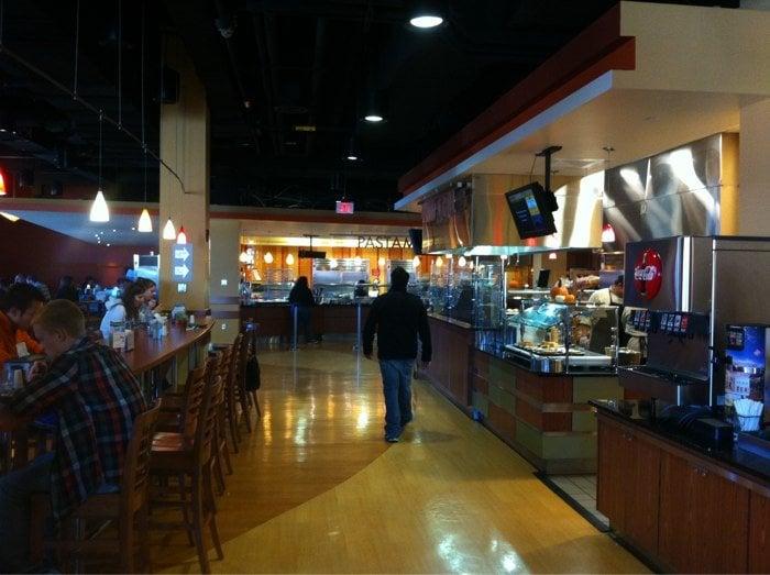 Restaurants In Fairfax Va Near George Mason University