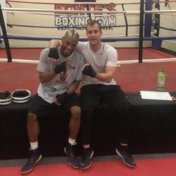 dantes boxing