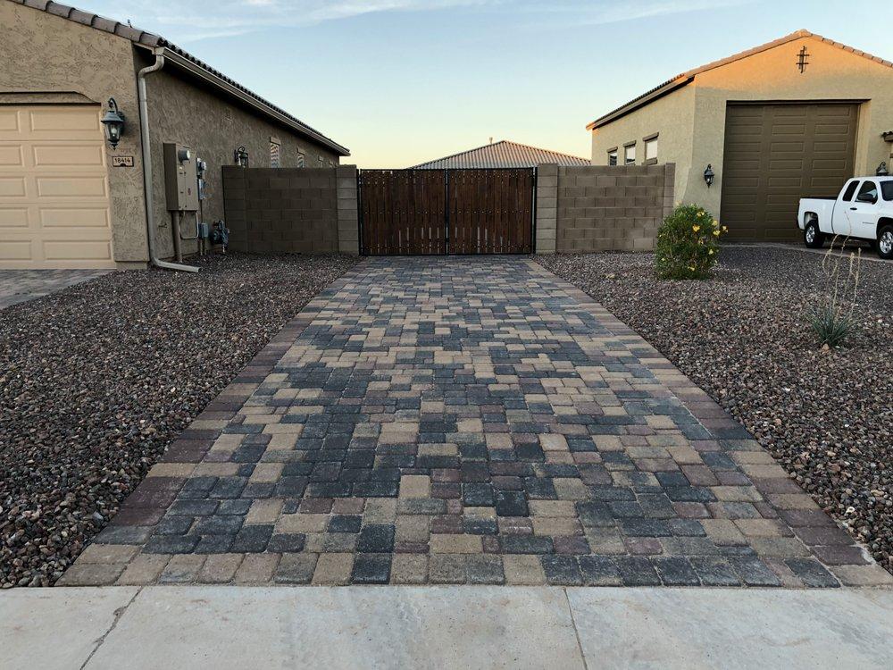 Arizona Hardscapes: 17426 W Lamar Rd, Phoenix, AZ