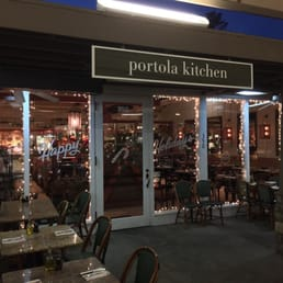 photo of portola kitchen portola valley ca united states night time during - Portola Kitchen