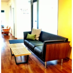 Photo Of Office Designs   Northbrook, IL, United States. Goetz Sofa With  Nelson