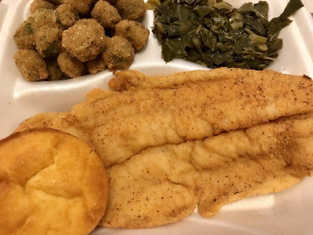 Al's Finger Licking Good Soul Food: 2302 E 7th Ave, Tampa, FL