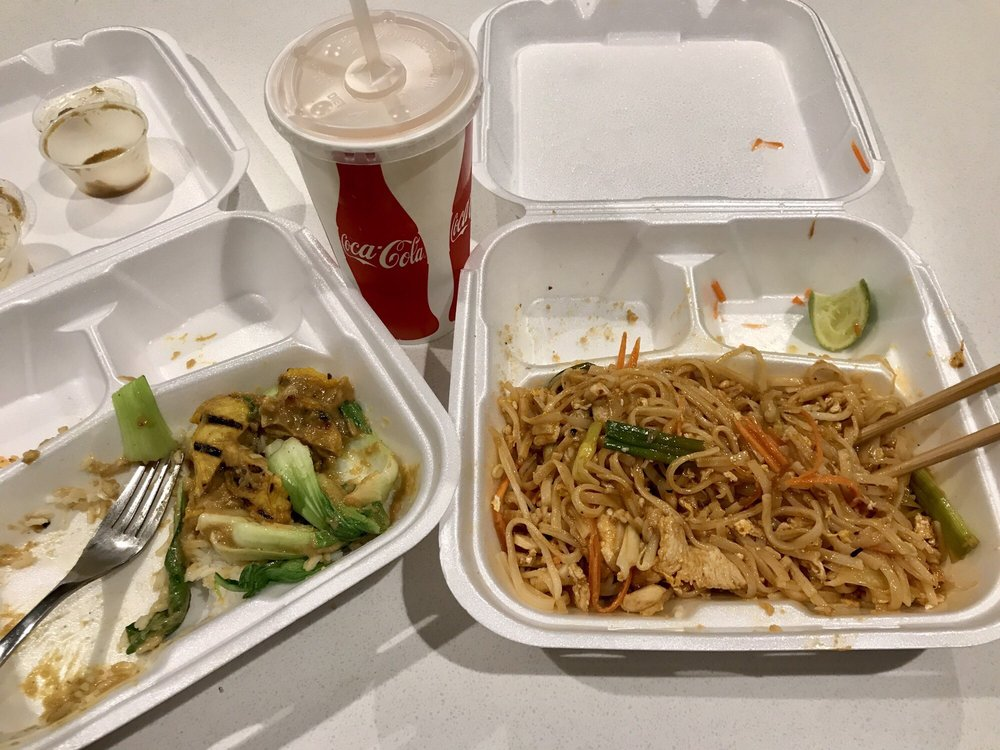 Thai Palace Restaurant: 610 North Callow Ave, Bremerton, WA