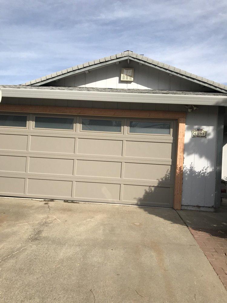 Rock Steady Garage Doors: Antelope, CA
