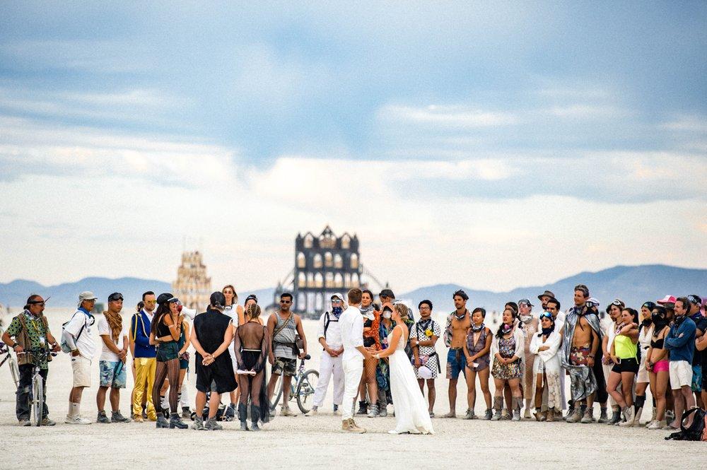 Burning Man: Black Rock City, NV