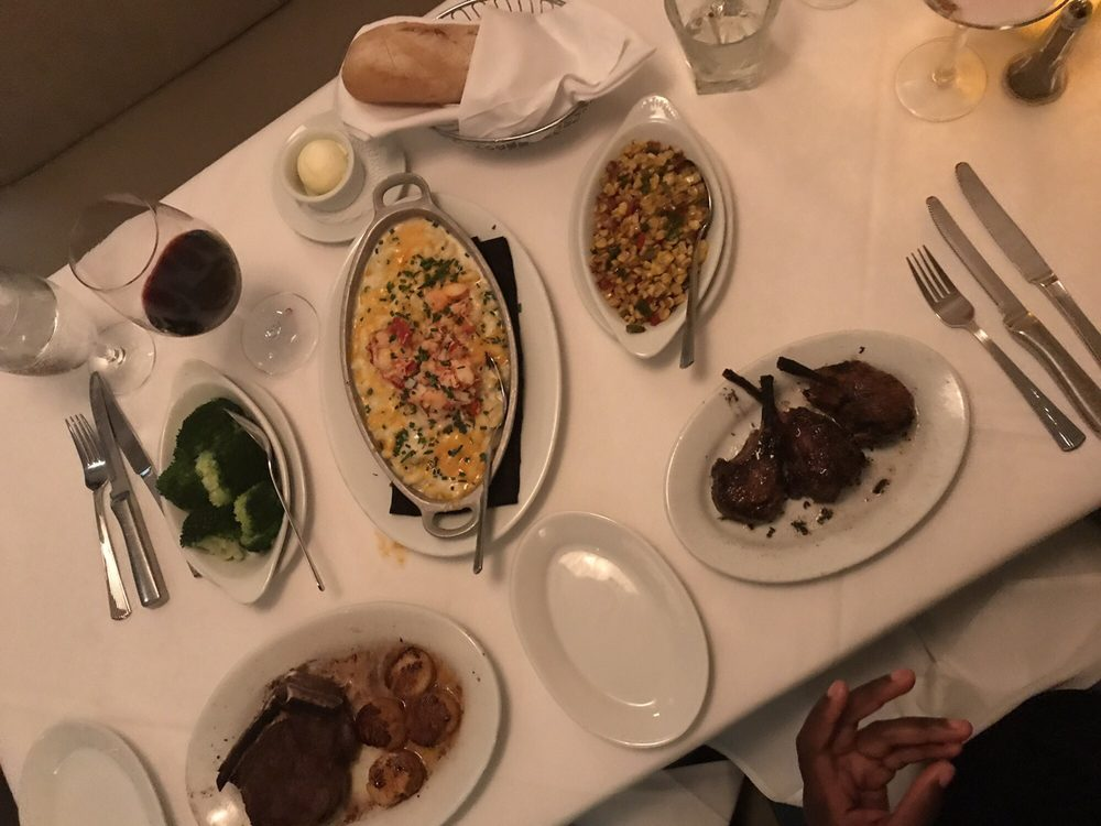 Ruth's Chris Steak House- Charleston