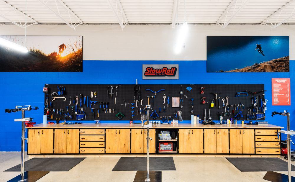 Slow Roll Cycles: 4118 Monona Dr, Madison, WI