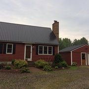 Azek Decking With Photo Of New Heights Roofing Manchester Nh United States  Metal Roof