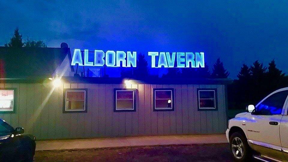 Alborn Tavern: 8506 Swan Lake Rd, Alborn, MN