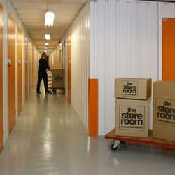 Photo of The Store Room - Preston Lancashire United Kingdom. Self storage trolley ... & The Store Room - Self Storage u0026 Storage Units - Marsh Lane Preston ...