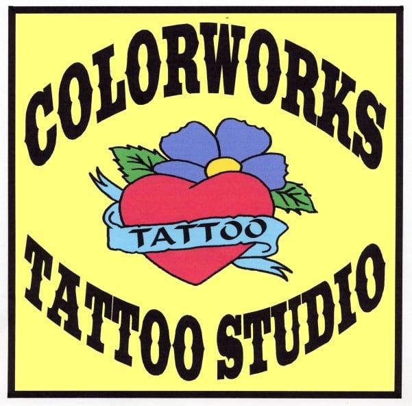 Colorworks Tattoo Studio: 514 N Royal Ave, Front Royal, VA