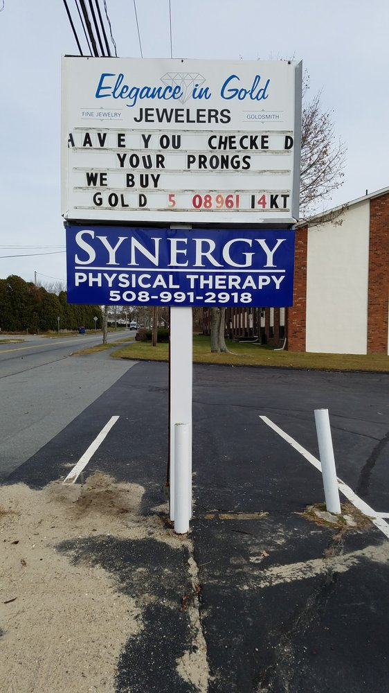Synergy Physical Therapy: 147B Washington St, Fairhaven, MA