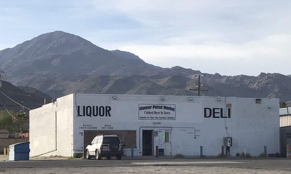Pioneer Point Market: 84508 Trona Rd, Trona, CA