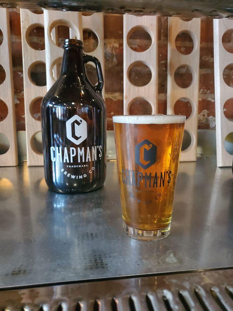 Chapmans Brewing Company - Huntington Taproom: 435 Cherry St, Huntington, IN