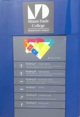 Miami Dade College Homestead Campus 500 College Ter Homestead, FL