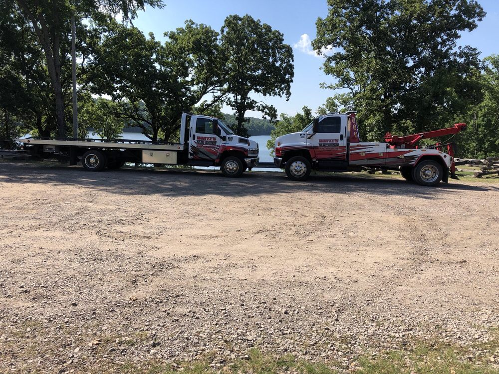 Whites Towing: 4524 N Highway 71, Alma, AR