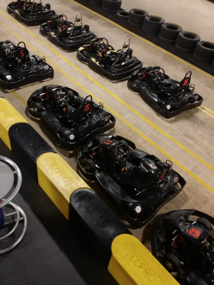 On Track Karting Wallingford: 984 N Colony Rd, Wallingford, CT