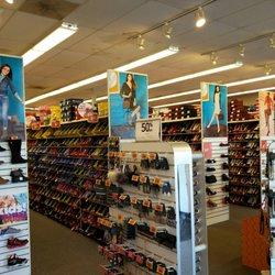 Photo of Payless ShoeSource - Greensboro, NC, United States. Shoe aisle
