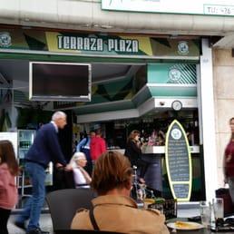Terraza Plaza Tapas Bars Plaza De España 7 Las Palmas