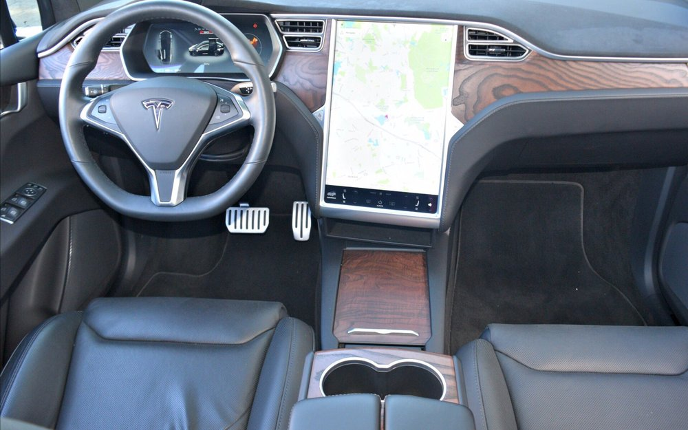 Tesla Taxi of Seattle