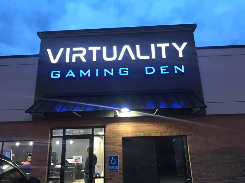 Virtuality Gaming Den: 4519 E 26th St, Sioux Falls, SD