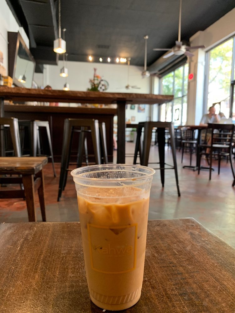 Kahwa Coffee: 204 2nd Ave S, Saint Petersburg, FL