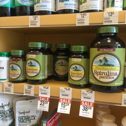 By Photo Congress || Spring Valley Spirulina Capsules Reviews