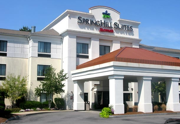Springhill Suites By Marriott In Manchester Yelp