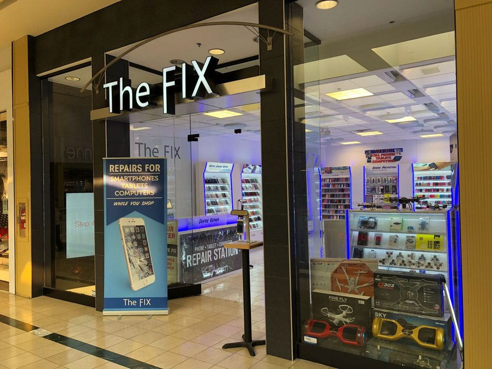 The FIX - Lehigh Valley Mall: 250 Lehigh Valley Mall, Whitehall, PA